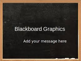 blackboard powerpoint template free download free education