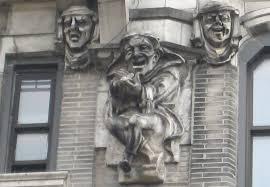 gargoyles gargoyles on new york buildings ephemeral new york