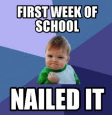 Done With School Meme - five memes that sum up the first week back at school