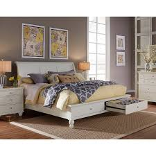 California King Bed Frame With Drawers Ashfield Cal King Storage Bed