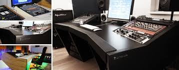 fanciful home studio desk design low on ideas homes abc