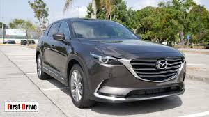 mazda cx 9 first drive mazda cx 9 2018 youtube