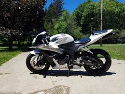 2007 honda cbr 600 honda cbr in ohio for sale used motorcycles on buysellsearch