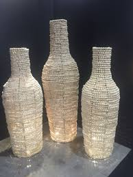 Wicker Floor Vase Unconventional Lamps With Cool And Funky Designs