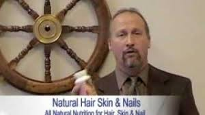 all natural hair skin and nails by nature u0027s blend youtube