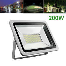 Outdoor Led Flood Lights by Led Flood Light 200w Ebay