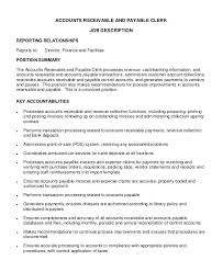 sle resume for college admissions coordinator salary accounts payable resume template job description sle salary