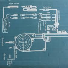 universal car am fm van automatic electric power radio antenna