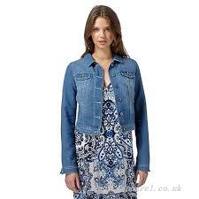 light blue cropped jean jacket red herring light blue cropped denim jacket 1030205706 jackets best