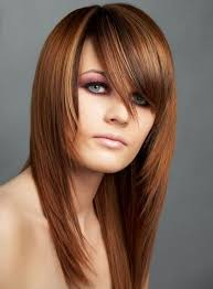 23 ideal haircuts for women side sweeping bangs sweeping bangs