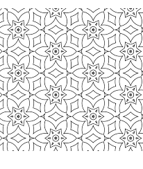 free coloring painting pages 2 geometric designs geometric