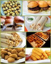 finger food menu for party luau party pinterest finger foods