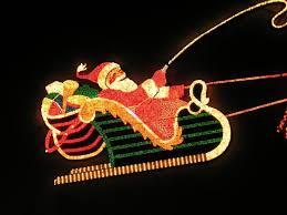 downtown santa lights picture of fort wayne indiana tripadvisor