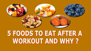5 foods to eat after a workout and why youtube