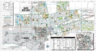 davis map davis california progressive corky and unique places