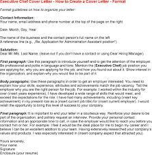 Cover Letter For Cook Resume Chef Resume Resume Badak