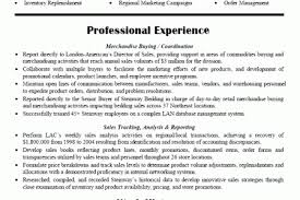Sample Buyer Resume by Assistant Buyer Resume Sample Curriculum Vitae Fashion Buyer