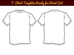 blank t shirts template clip art library