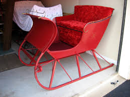 santa sleigh for sale other items