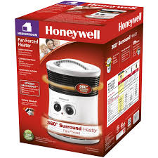 honeywell manual 360 degree surround heater black walmart com