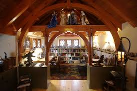 rich guy builds personal and expensive hobbit house kotaku