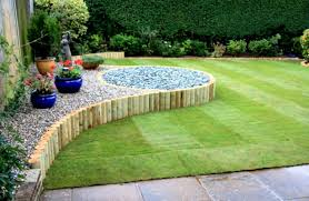 Ideas For Landscaping Backyard On A Budget Easy Backyard Landscaping Ideas