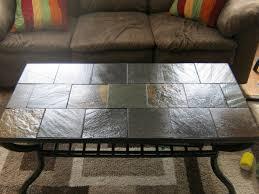 slate wood coffee table slate coffee tables writehookstudio com