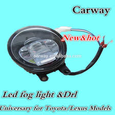 lexus toyota models led drl fog light for toyota lexus car models universary