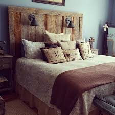 rustic headboard and footboard bed frames home decor inspirations