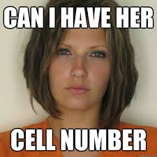 Meme Site - attractive convict suing website for use of her hot mugshot