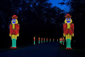 National Zoo Lights by Holiday Light Displays In The Southeast Us Travelingmom