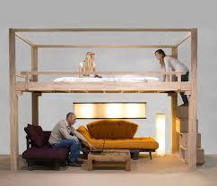 mezzanine chambre adulte cadre pour chambre adulte 0 les 25 meilleures id233es de la