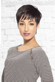 short hair cuts with height at crown 36 short choppy haircuts that are popular for 2018