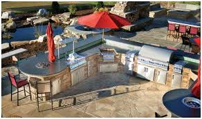 outdoor kitchen islands versatility of outdoor kitchen islands ibdodr com