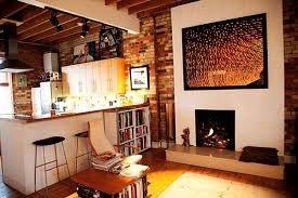 kitchen fireplace design ideas how to choose a fireplace for kitchen