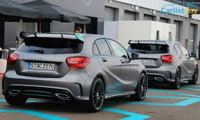 A Class Upholstery Gallery Live Photos Of The Mercedes Benz A 250 Motorsports