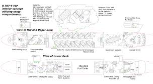 Air Force One Layout Floor Plan Vvip Aviation
