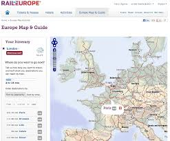 rail europe map hip travel seattle travel expert to by