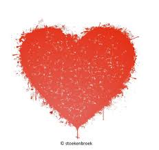 We Are In Love by Saying It From The Heart Feeling The February Love