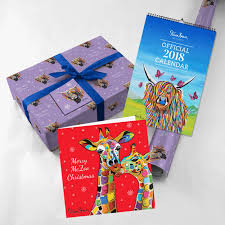 xmas variety bundle calendar wrapping paper tags cards
