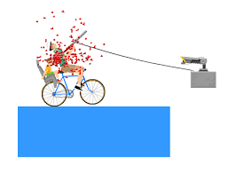 happy wheels hacked full version all 25 characters image happy wheels harpoon gun with rope in action png happy
