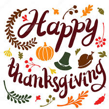 happy thanksgiving day leaves banner stock vector mashabr