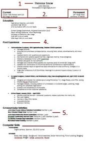 Resume Jobs by Basic Resume Examples For Part Time Jobs Google Search Resume