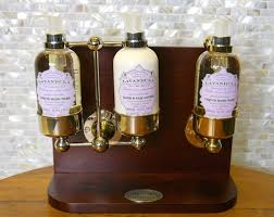 luxury solid brass wall mounted soap bottle holder they can be