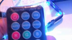 supertech led magic ball light instructions my led disco ball light review with remote youtube
