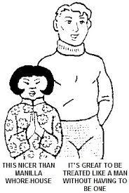 Asian Women Meme - why do western men prefer uglier asian women happier abroad