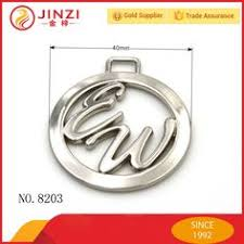 small metal letter ornaments silver gold color view metal letter