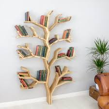 elm tree bookshelf our new tree shelf design by bespoakinteriors