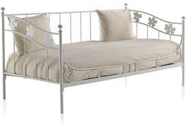 canapé lit fer forgé agréable table basse fer forge bois 13 banquette lino en fer forg