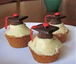 graduation cupcake ideas graduation cap cupcake topper recipe